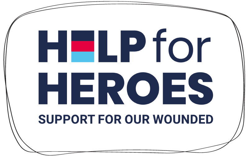 Helo for Heroes Logo